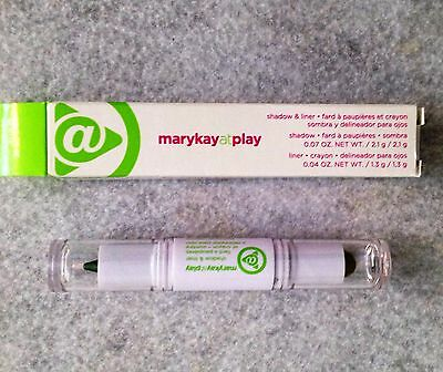 Mary Kay at Play Shadow and Liner,  Mint to Be (Eye Shadow and Eye Liner)