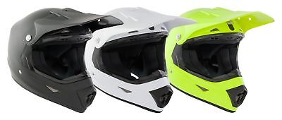 Bikeit Motorcycle Motorbike GSB MX Youth Helmet With Removable Washable Liner