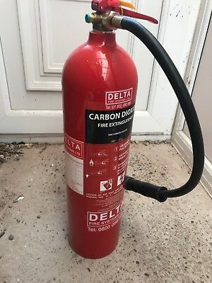 carbon dioxide fire extinguisher 5kg
