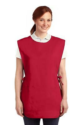 A705 Port Authority Easy Care Cobbler with Stain Release Unisex Apron NEW