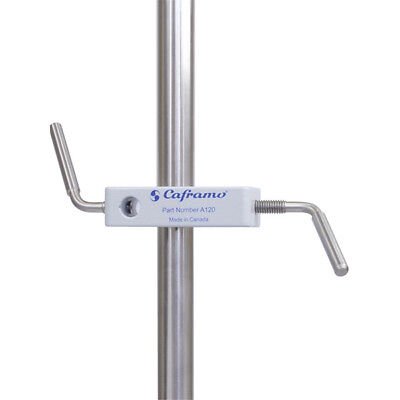 CAFRAMO A120 Overhead Stirrer Lab Stand Clamp (works for Heidolph Stands)