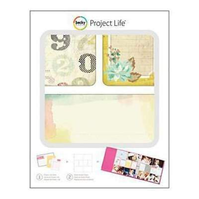 NEW Project Life Kit Odds & Ends Each Kit