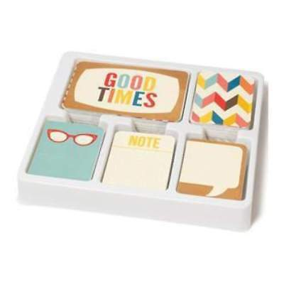 NEW Project Life By Becky Higgins - Core Kit - Kraft Edition