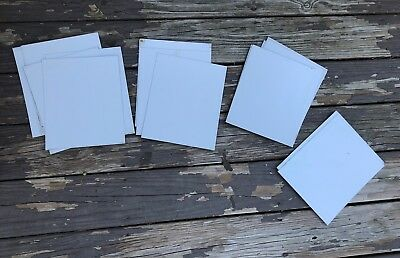 "22 pieces Aluminum sheet scrap drop 8"" x 10"" DIY metal samples Pool Wall Repair"