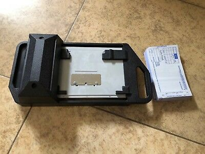 Addressograph Bartizan Manual Credit Card Imprinter Machine With Carbon Forms