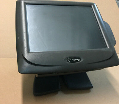Radiant P1520 Pos Touch Screen Terminal With Msr