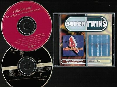 COLLECTIVE SOUL Hints Allegations And Things Left Unsaid+st JAPAN CD AMCY-3925~6