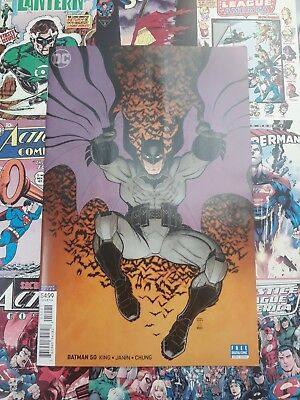 Batman #50 Adams Full Art Variant. Batman & Catwomans Wedding. New