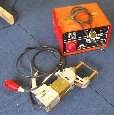 SEALEY Spot Welder with controller (Lathes, Mills, Workshop)