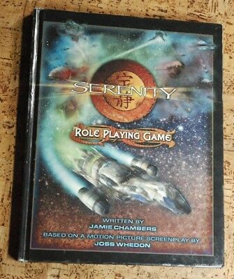 Serenity - Role Playing Game - Core Rulebook - gebraucht