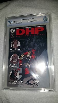 Dark Horse Presents # 88  Cbcs 9.4     (White Pages