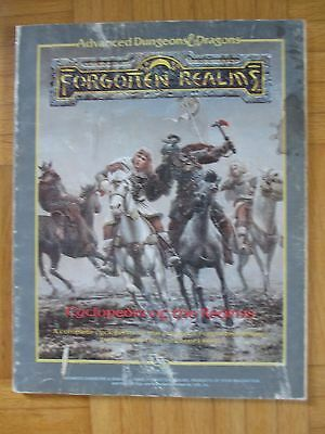 AD&D CYCLOPEDIA OF THE REALMS Forgotten Realms englisch TSR HC Advanced Dungeon