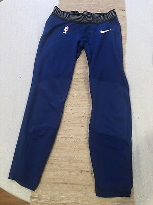 21de196775 Nike NBA Blue Compression Pants Tights. Large Tall Tights, Used, Clippers