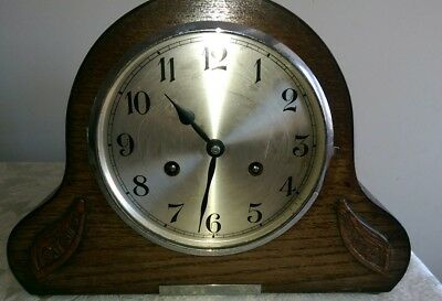 Foreign Clock In Great Condition
