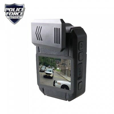 New Police Force Tactical Body Camera Dash Cam Pro Audio Night Vision Full HD