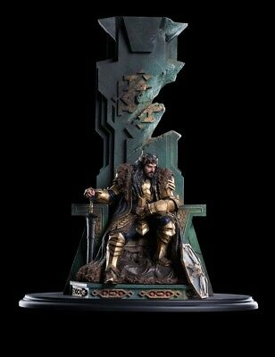 King Thorin on Throne WETA Brand NEW Unopened Hobbit Lord of the Rings