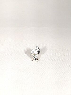 Dr. Snoopy Lapel/Hat Pin Charlie Brown Comic Strip Medical Profession