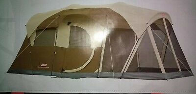 3c644744050 Coleman WeatherMaster 6-Person Family Tent With Screen Room | 2000027945