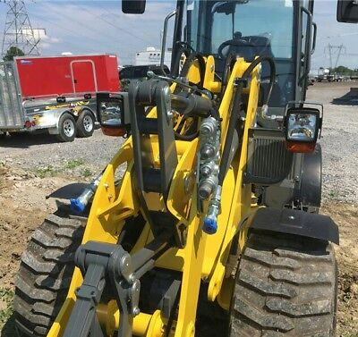 Wheel loader - backhoe - Wacker neuson - 2034 Hrs.