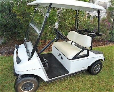 GOLF BUGGY / CART 2004 CLUB CAR DS. Excellent Trojan batteries - Runs well.