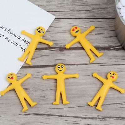 10PCS STRETCHY STICKY Hands Party Bag Fillers Kids Birthday