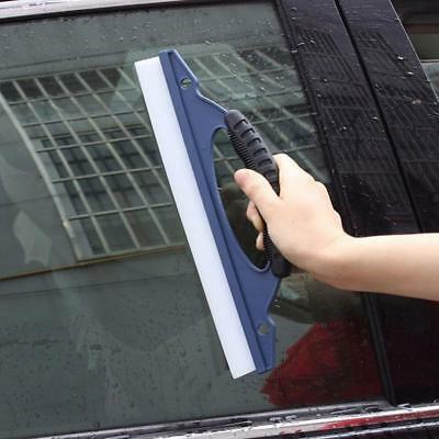 Silicone Window Wash Cleaning Brush Cleaner Wiper Squeegee Drying Blade Tools