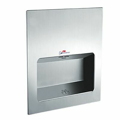 10-0135-2 JD Macdonald Recessed Speed Hand Dryer