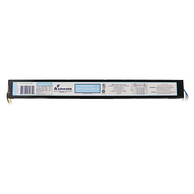 Advance Philips Iop-4P32Hl-90C-G Ballast, 4-Lamp, F32T8, 32W T8, 120/277V