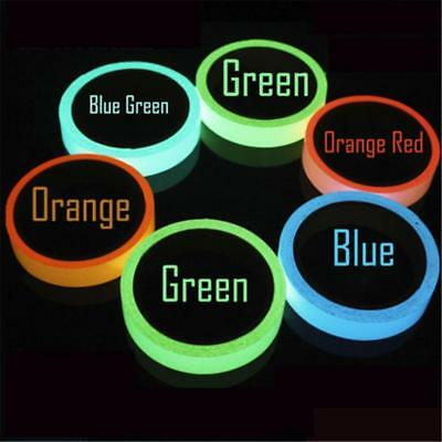 Glow In The Dark Luminous Fluorescent Night Self-adhesive Safety Sticker Tape us