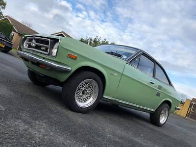 Datsun Sunny 1200 GX Coupe 1972 Import - PRICED TO SELL