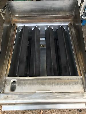 FALCON 2 BURNER GRILL-Fully Refurbished