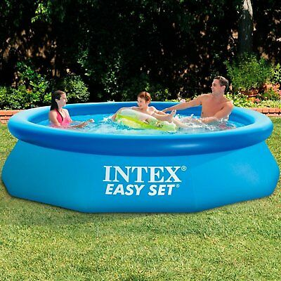Intex Swimming Pool 147 244 305 366 oder Bestway Poolabdeckung Plane Abdeckplane