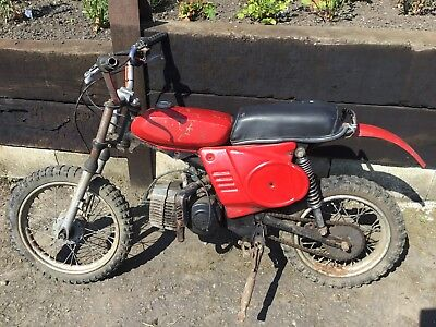 Puch Magnum 50 Spares or Repair BARN FIND