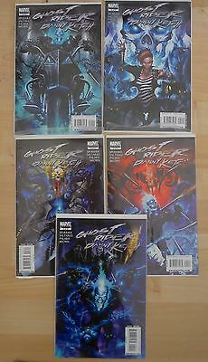 Ghost Rider: Danny Ketch (2008 Limited Series) Comic/Issues Complete 1-5 New