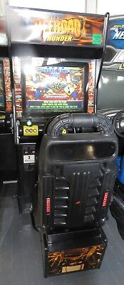 OFF ROAD THUNDER SIT DOWN ARCADE GAME WORKS FINE Shipping Available
