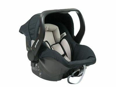 Steelcraft Baby Capsule - Black Linen