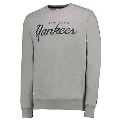 MLB New York Yankees New Era Team Rundhals Pullover Sweatshirt Sport Top Herren