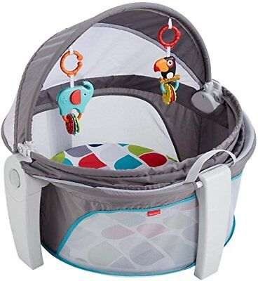 Fisher-Price On-The-Go Baby Dome Color Climbers Play Shades Tents Gear