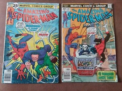 Amazing Spiderman  159 162 First Jigsaw