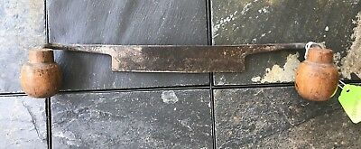 Antique French Two Handled Drawknife