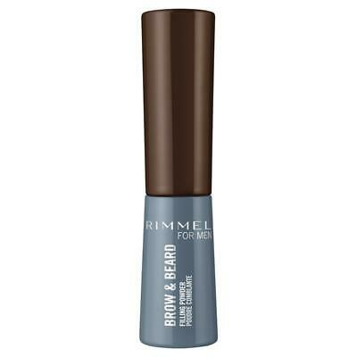 Rimmel Mens Brow & Beard Powder 003 Dark Brown