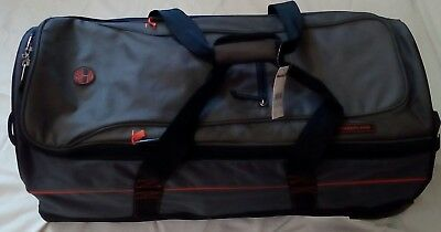 80f48046f7 Timberland TBL Claremont 28 Inch Wheeled Duffle NWT Suitcase Luggage Travel