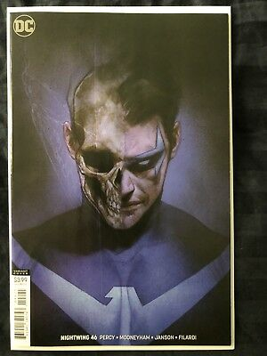 Nightwing 46 NM Oliver Variant