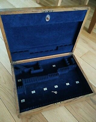 Antique Cutlery Case by Harrods Ltd Knightsbridge, London
