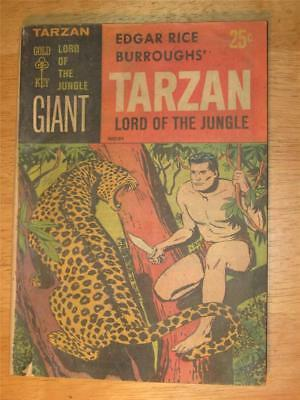 Rare Vintage Comic~ Tarzan Lord Of The Jungle Comic No.1 Gold Key  1965