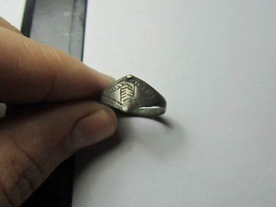 Medieval ring.  Silver Of Kievan Rus Metal detector finds  100% original