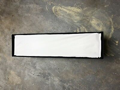 "Paul C Buff Highly Reflective Foldable Softbox - 10"" x 36"" Stripbox w Grid"