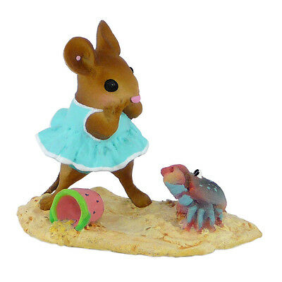 Wee Forest Folk SKITTERISH, WFF# M-485, Beach Mouse