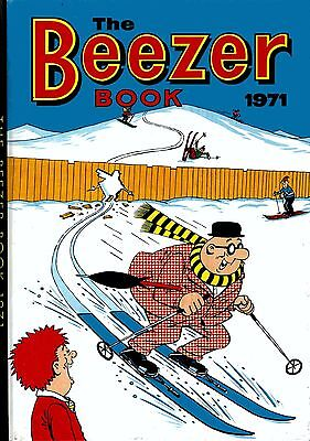The Beezer Book Annual 1971 - Not price clipped - In mint condition
