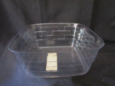 LONGABERGER Plastic Basket Protector #41416 Medium Berry